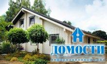 Брусовый дом из Финляндии