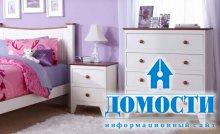 Стильная мебель для подростковой спальни