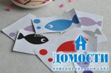 Декоративные рыбки для ванных