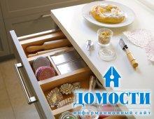 Функциональная кухня с приятной палитрой