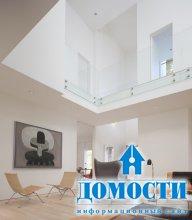 Дом в форме солевого минерала