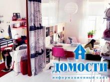 Рабочие зоны в подростковых спальнях