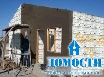 Уникальная литая опалубка для строительства домов