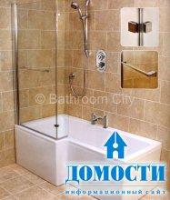 Ванна и душ 2 в 1