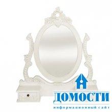 Классический дизайн туалетного столика