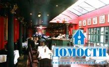 Шикарный ресторан для лондонских гостей