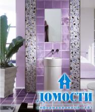 Создание красивого интерьера ванных