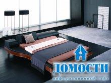 Кровать с регулировкой подголовников