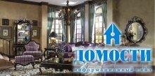 Создание гостиной в викторианском стиле