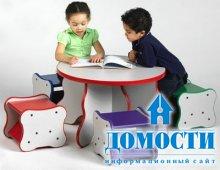 Особенности дизайна детской мебели