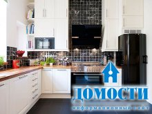 Классико-современный дизайн дома