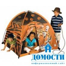 Уникальные палатки для детей