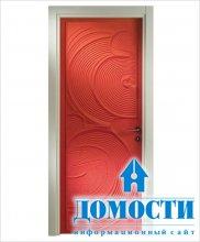 Двери в современный дом