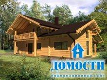 Проекты домов из эко-материала