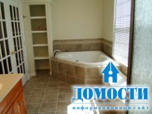 Плитка для современных ванных