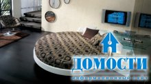 27 круглых кроватей с уникальным дизайном