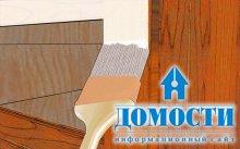 Покраска ламинированной мебели из ДСП