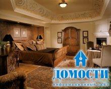 Удобная спальня без лишней суеты