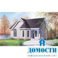 Уникальность деревенских домов
