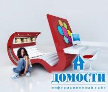 Модная подростковая мебель