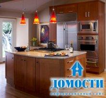 Многообразные кухонные светильники