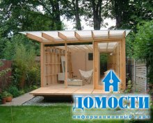 Выбор летнего домика