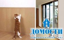 Современный кошкин дом