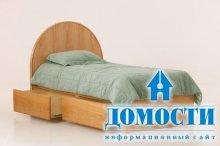 Функциональные подростковые кровати