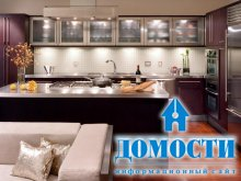 Кухни для квартиры-студии