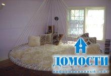Подвесные кровати для сладкого сна