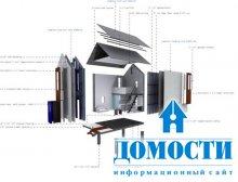 Функциональный дом от студентов