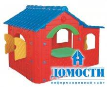 Игровые домики для нескольких поколений