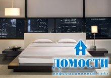 Спальни в японском минимализме