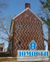 Разнообразие кирпичных домов