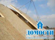 Современные крыши деревянного дома