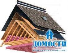 Типы утепления крыши