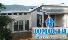 Элементы домов из бруса