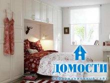 Особенности декора маленьких спален