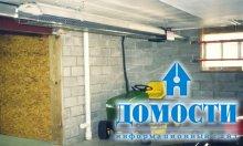 Инфракрасный обогрев гаража