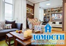 Современная квартира с террасой