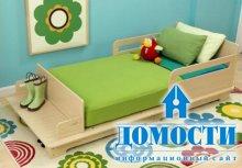 Безопасная детская кровать