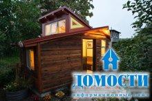 Компактный домик для отдыха