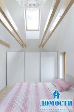 Лаконичный дизайн дачного дома