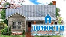 Притягательные дома с террасой