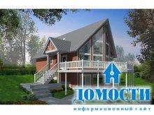 Привлекательные каркасные дома