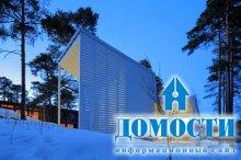 Деревянный дом-корабль