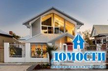 Дом с разбитой монотонностью