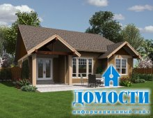 Проект первого собственного дома