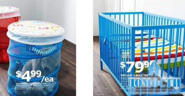 Дизайн маленьких детских комнат на 2 детей 19
