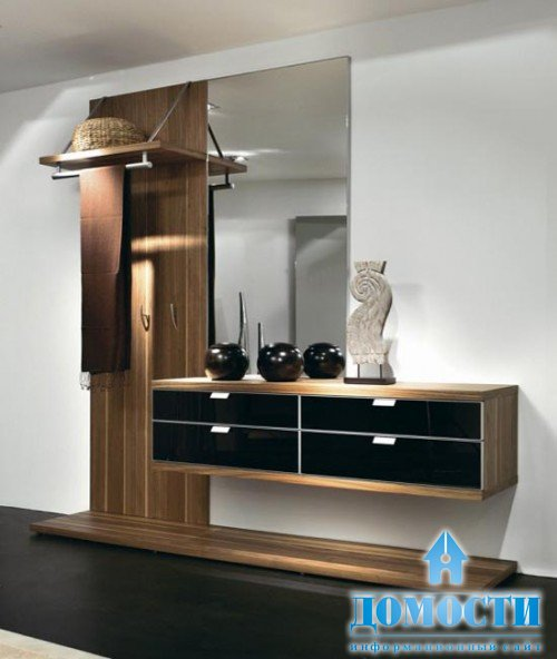 Фото дизайн мебели для прихожей